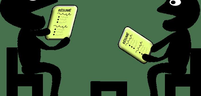 Studenten door het sollicitatiegesprek van Deloitte