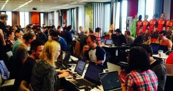 Internal hackathon attendance nearly triples in new office Bol.com