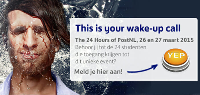 The 24 Hours of PostNL