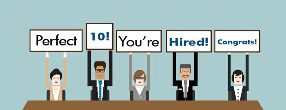 sollicitatie Dit draag je dus niét tijdens een sollicitatie | Sollicitatieblog