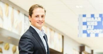 Wijnand Rombach (29), Retail Management Trainee