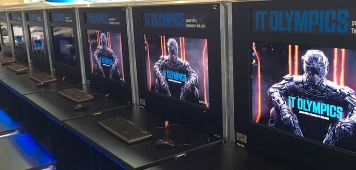 Aftermovie IT Olympics, Powered by Tweakers en bol.com