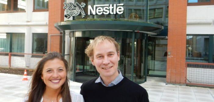 Nestlé business course