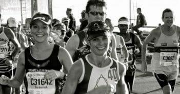 De marathon & ik