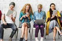 Op zoek naar digital natives