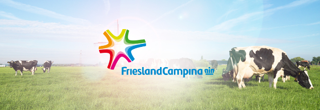 Van gras tot glass: het FrieslandCampina Supply Chain traineeship