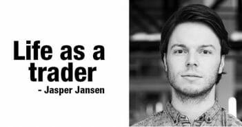 Life as a trader – Jasper Jansen