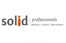 """'Solid Professionals is een energiek bedrijf dat veel overheeft om je te helpen ontwikkelen in jouw vakgebied Finance & Risk."""""""
