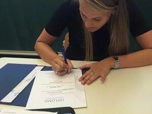 diploma-ondertekenen