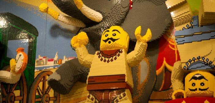 Hoe wordt je een LEGO-professional?