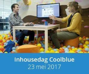 Coolblue Inhousedag 23 mei