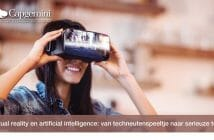 Virtual reality en artificial intelligence