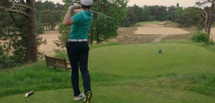 Jan Ottin; Golfen