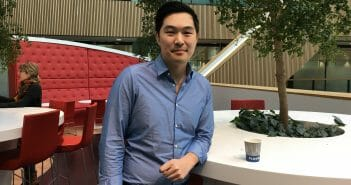 FLUOR Business Management Trainee: James Cheung (started 2015)