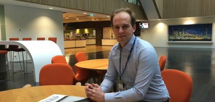 FLUOR Business Management Trainee: Coen Ottevanger (gestart in 2017)