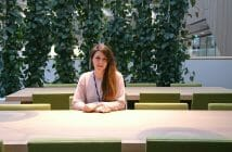 FLUOR Business Management Trainee:  Patricia Diaconu (started 2017)