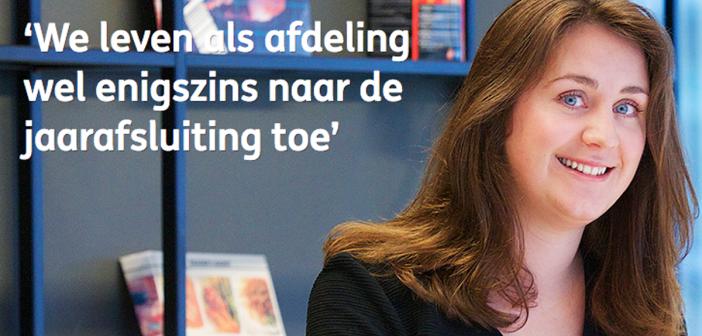 ING Finance Traineeship : Lieke van den Langenberg