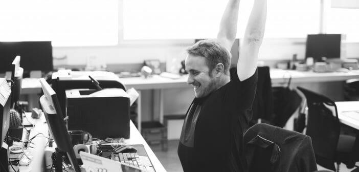 Als je eenmaal op stoom bent, dan word je project gegarandeerd een succes! ~ Folkert van Zanten