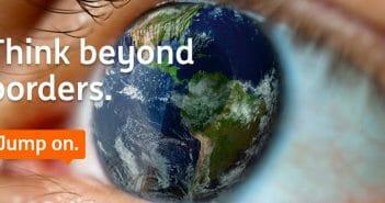 Think beyond borders – ING