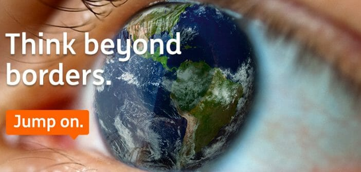 Think beyond borders – ING
