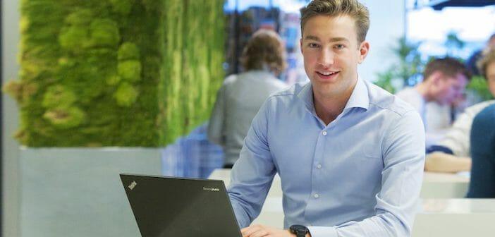 Op mijn plek bij Retail Banking – Bastiaan van der Boor