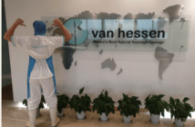 Elroy St.Jago – Management Trainee at Van Hessen