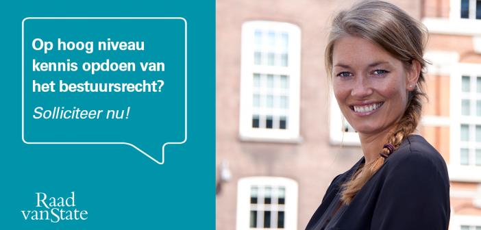 'Concrete oplossingen in rechterlijke uitspraken gieten' Walter Dijkshoorn