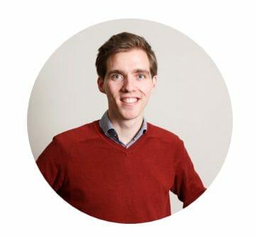 Talent Programmer Joram @ Univé