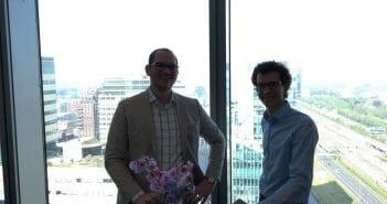 Sneak Peek met Business IT trainee Luuk – Young Colfield