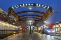 Tophalte Hollands Spoor project van Movares