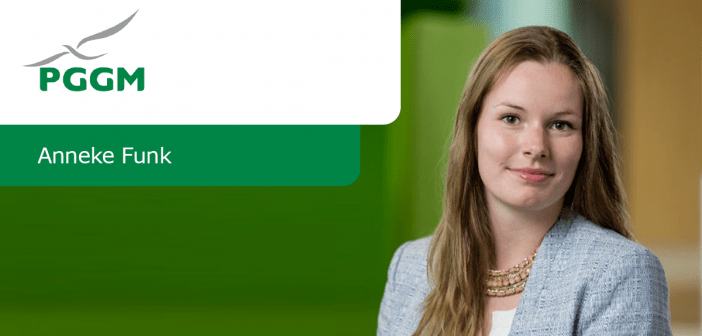 Anneke Funk Corporate Trainee PGGM
