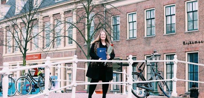 Lisa bij Waterschap Hollandse Delta – NWT