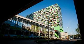 4600 zonnepanelen op daken Universiteit Utrecht project van Movares