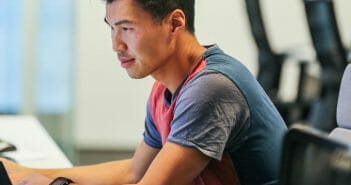 Steve Chen Trading Systems Engineer bij Flow Traders – Flow Traders