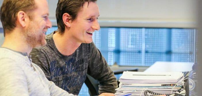 Arnout Tilgenkamp Quantitative Researcher bij Flow Traders