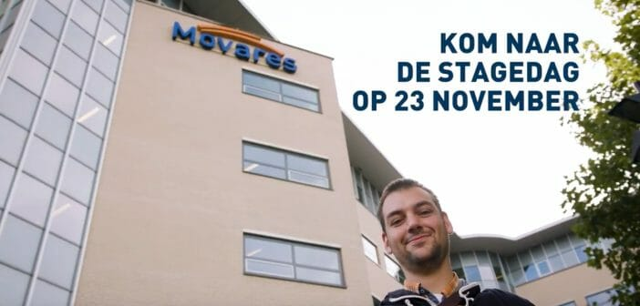 Minutes on Career – Movares stagedag