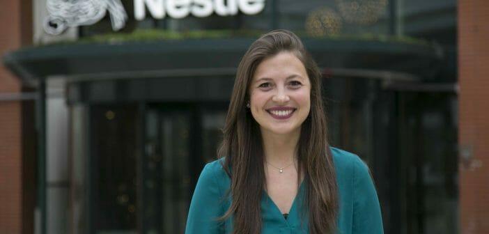 Charlotte bij Nestlé Nederland – Nestlé