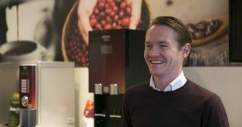 Dirk bij Nestlé Nederland – Nestlé