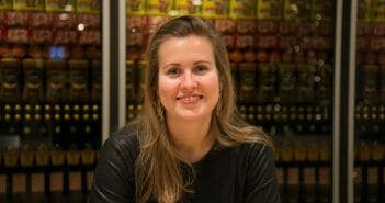 Edmée bij Nestlé Nederland