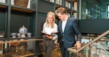 """Young Executive Robin Betten: """"Mij breed ontwikkelen, dat is waar ik bij Boer & Croon mee bezig ben."""""""