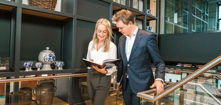 """Young Executive Robin Betten: """"Mij breed ontwikkelen, dat is waar ik bij Boer & Croon mee bezig ben."""" – Boer & Croon"""