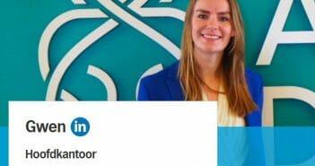 """Blog Gwen Wolting – """"Een gevarieerder traineeship vind je niet!"""" – Albert Heijn"""