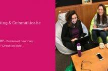 Marketing en Communicatie bij het KIT