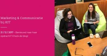 Marliek (28) werkt op de Marketing en Communicatie afdeling van het KIT Royal Tropical Institute – Skyscrapers