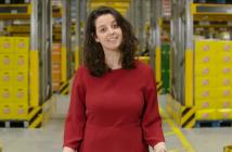 Maartje Logistiek Management trainee bij Lidl