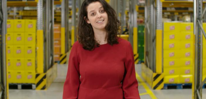 Maartje Logistiek Management trainee bij Lidl – Lidl