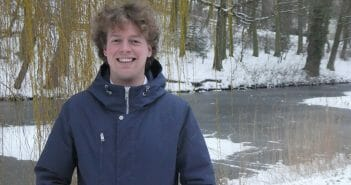 Marten Hutten: Trainee bij Vitens – Vitens