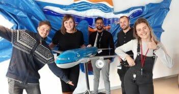 Sneakpeek @ KLM team 1 – Young Colfield