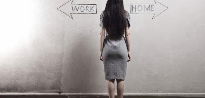 werk negatieve invloed privéleven