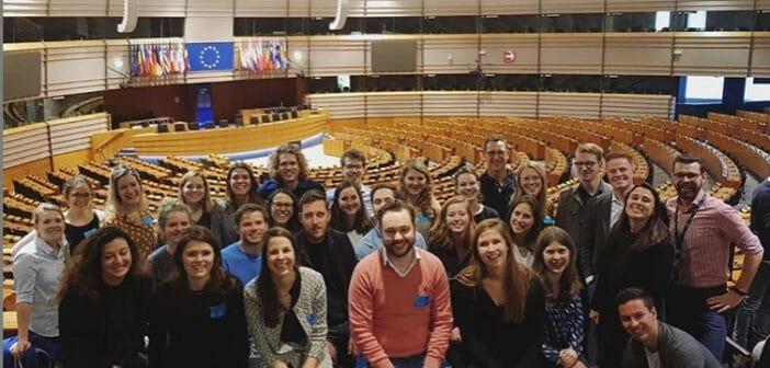 Op werkbezoek bij het Europees Parlement - OchtendMensen